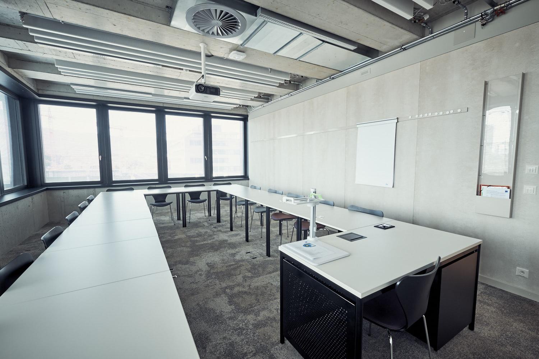 Migros Klubschule Westlink Areal Zürich Altstetten Knobel